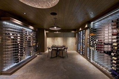 Modern-Wine-Cellar-Summit-Wine
