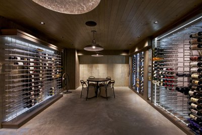 Modern-Wine-Cellar-Summit-Wine