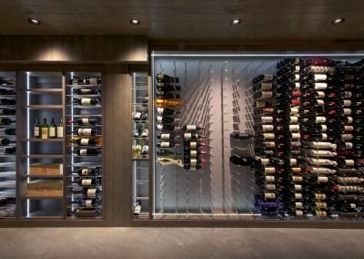 Modern Wine Cellar – Ridgefield, CT