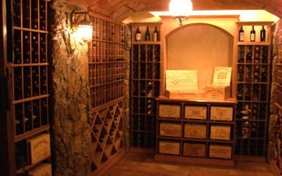 Top 5 Benefits of having a wine cellar