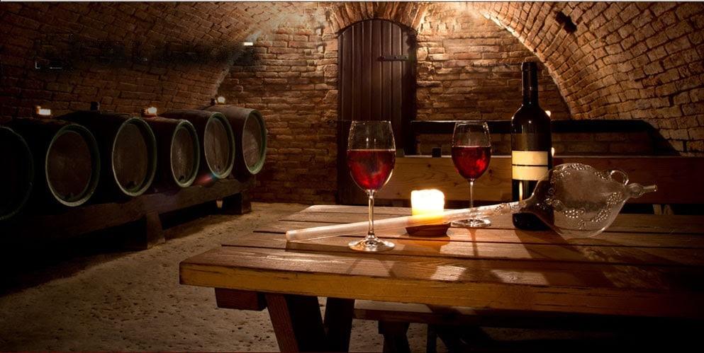 Wine Cellar History: Stay Cool & Exalt Wine Cellar Design