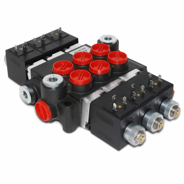 hydraulic solenoid valve wiring diagram tibia bone monoblock control 3 spool 13