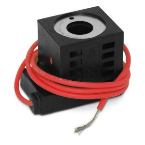 Deltrol 1022614 Solenoid Coil, Single Lead Wire, 10v DC