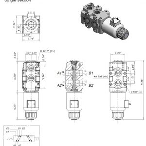 Wiring Diagram Instructions For Hydraulic Diverter