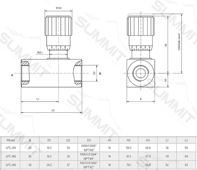 hight resolution of lfc flow control valve diagram