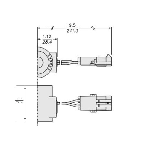 small resolution of hydraforce 6359739 dana spicer 4215418 solenoid coilvoltage 24 voltsconnection weather packzener diode