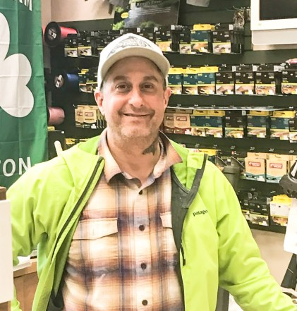 Richard Romersa , owner of East Rosebud Fly & Tackle, is a good source for information regarding local streams.