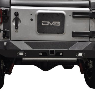 RS-10 Rear Bumper (Optional TC-6 Tire Carrier)