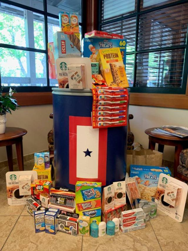 Blue Star Moms Donations