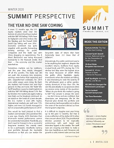 Summit Perspective Winter 2020 Edition