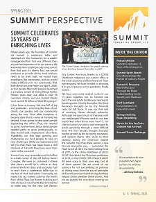 Summit Perspective Spring 2021 Edition
