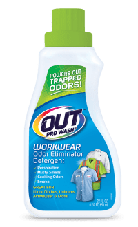 OUT ProWash   Best Laundry Detergent for Odor Removal ...