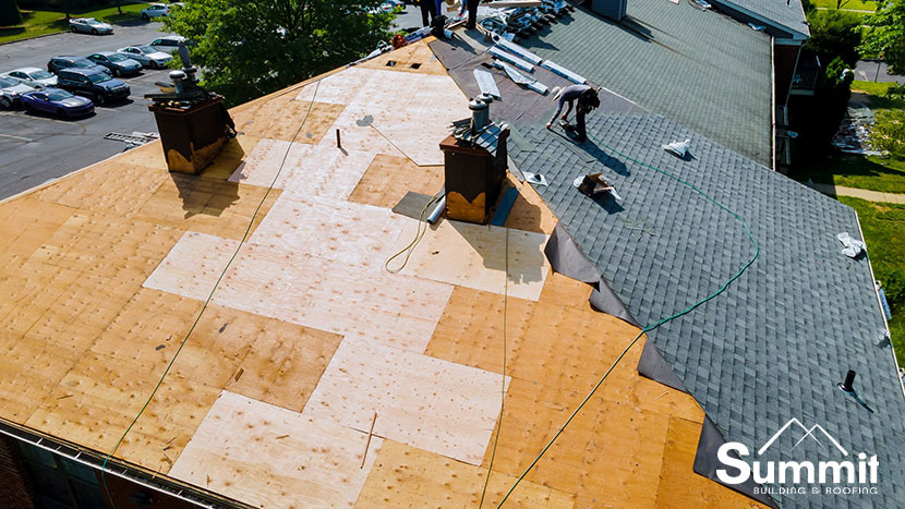 Commercial Roofing - Columbus, Ohio
