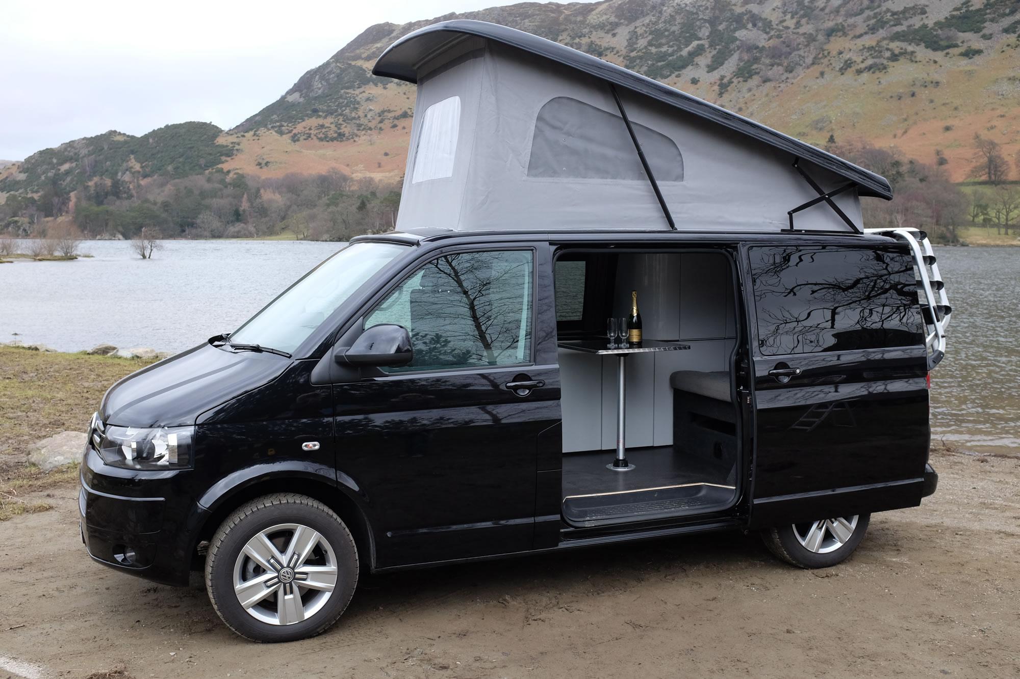 Volkswagen Van Camper  2017, 2018, 2019 Volkswagen Reviews
