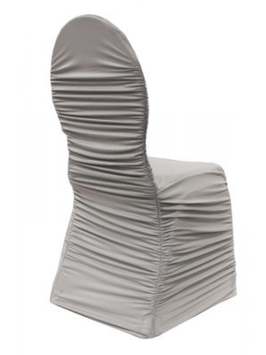 spandex chair cover rental atlanta slip for and a half polyester scuba summit city white