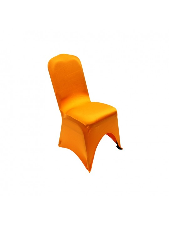 spandex chair cover rental atlanta office staples polyester scuba summit city orange