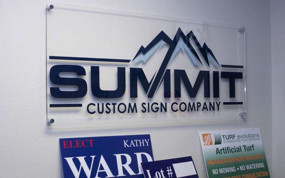 3 of 22 office - custom signs