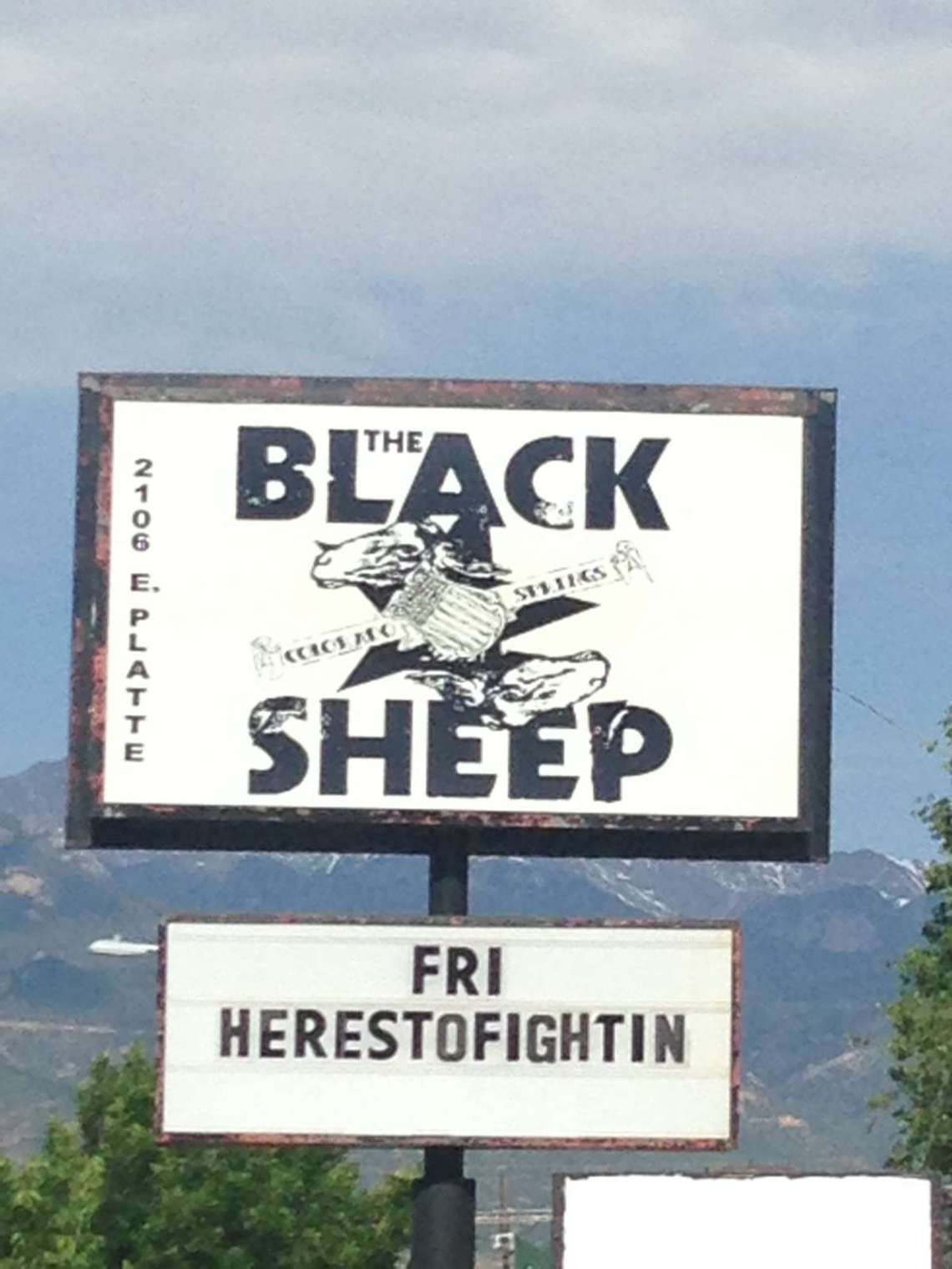 black sheep sign maint - black-sheep-sign-maint