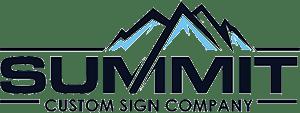 Custom sign company in Colorado Springs logo