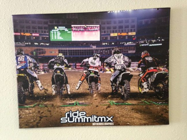 Motorcycle Wraps and Motocross Graphics in Denver