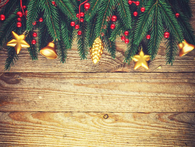 Bells Are Ringing for Holiday Signage