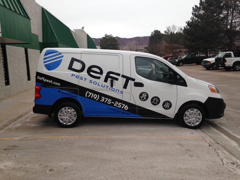 deft pest solutions vehihcle graphics - deft-pest-solutions-vehihcle-graphics