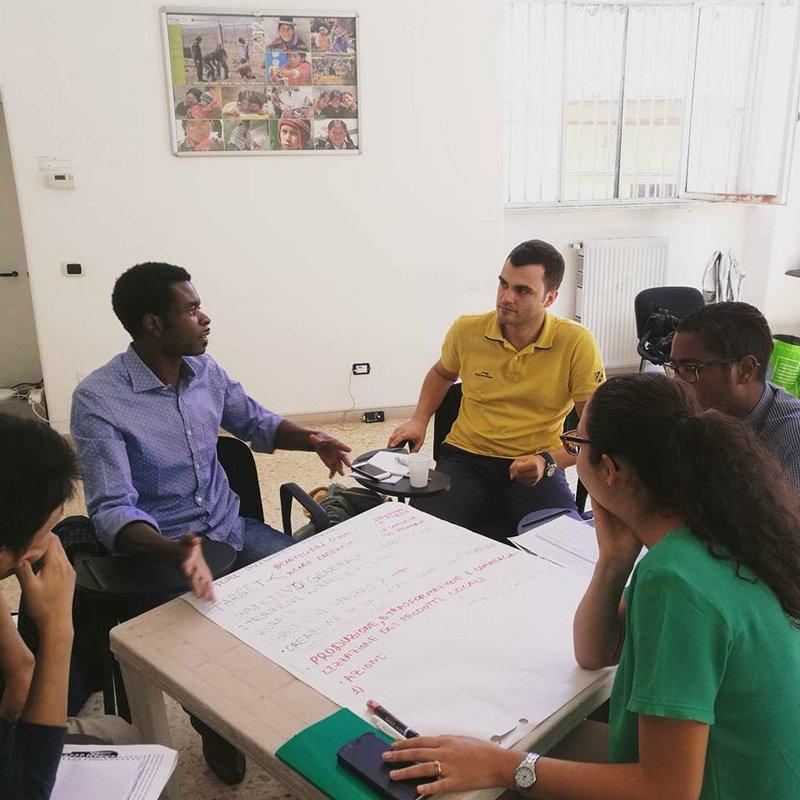 Formazione-The Smart way Summit delle diaspore