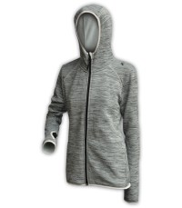 Summit Edge Outerwear gray Jacket, hood, zipper