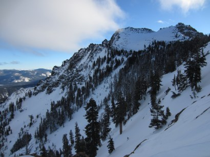 Mid-winter conditions, after several thin years