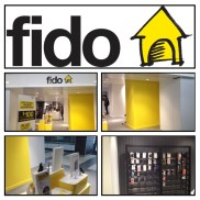 The New Fido Store.