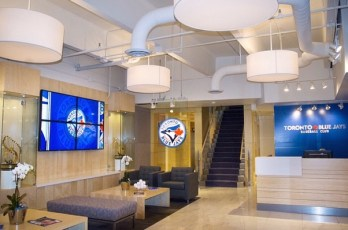 Rogers Center Gate 9 Reception