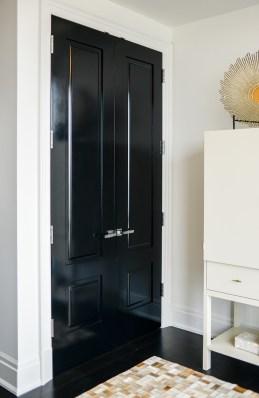 After - Custom doors