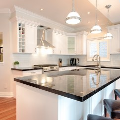 Summit Kitchens Kitchen Bench With Back Custom And Fine Cabinetry Toronto