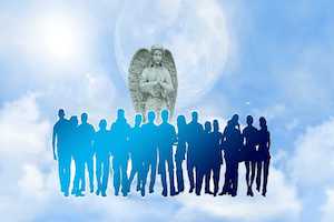 community of spiritual warriors