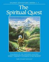 The Spiritual Quest Book