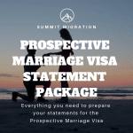 Prospective Marriage Visa Statements 1
