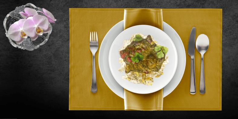 Persian Lamb Green Stew