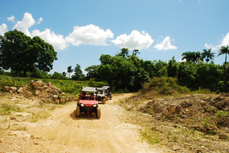 Polaris Buggy Punta Cana