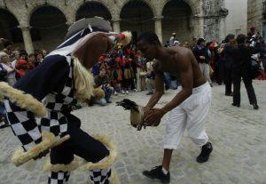 Folkloric dance