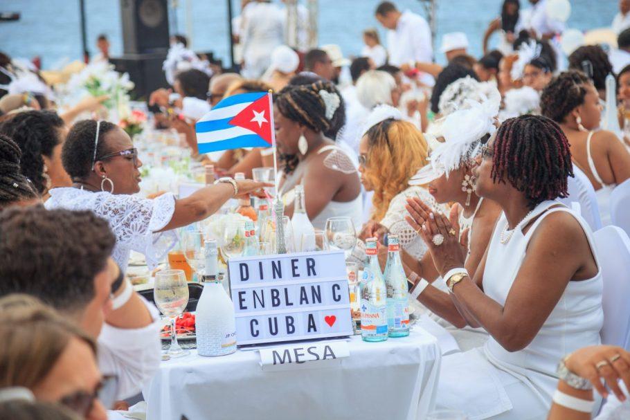Diner en Blanc Havana Cuba