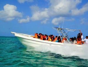 VIP Island Saona Boat