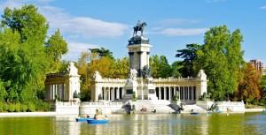 Madrid Presentation Page