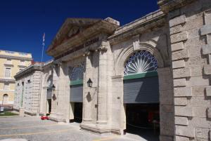Matanzas Fire Station