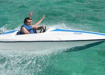 Speedboat Punta Cana
