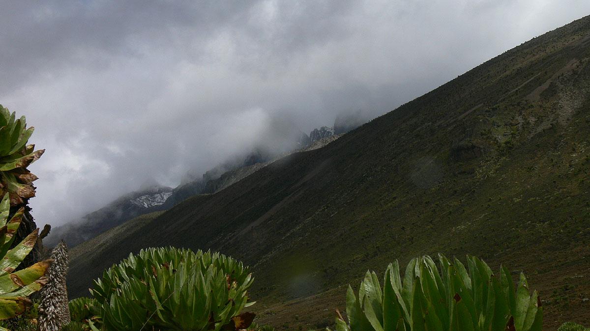 Mount Kenya Weather