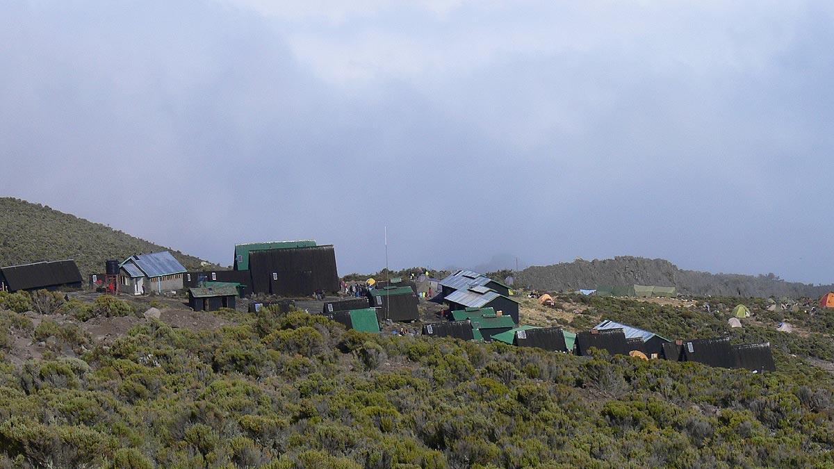 Kilimanjaro Marangu Route 6 Days