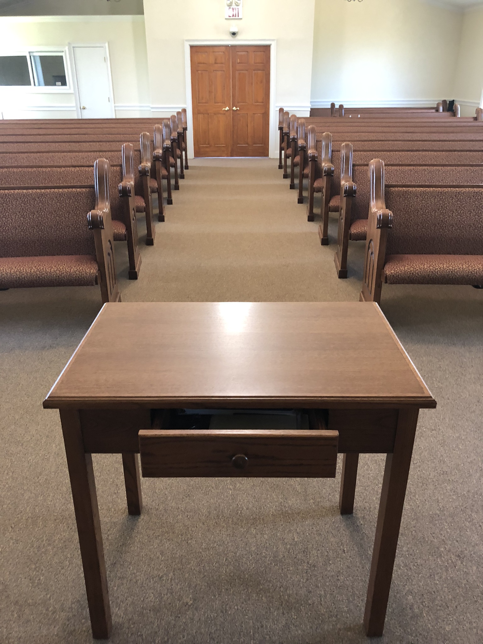 Pew Chairs Used Pews For Sale By A Church Summit Seating For Churches