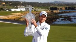 Nick Taylor Wins AT&T Pebble Beach Pro-Am for Second PGA TOUR Victory