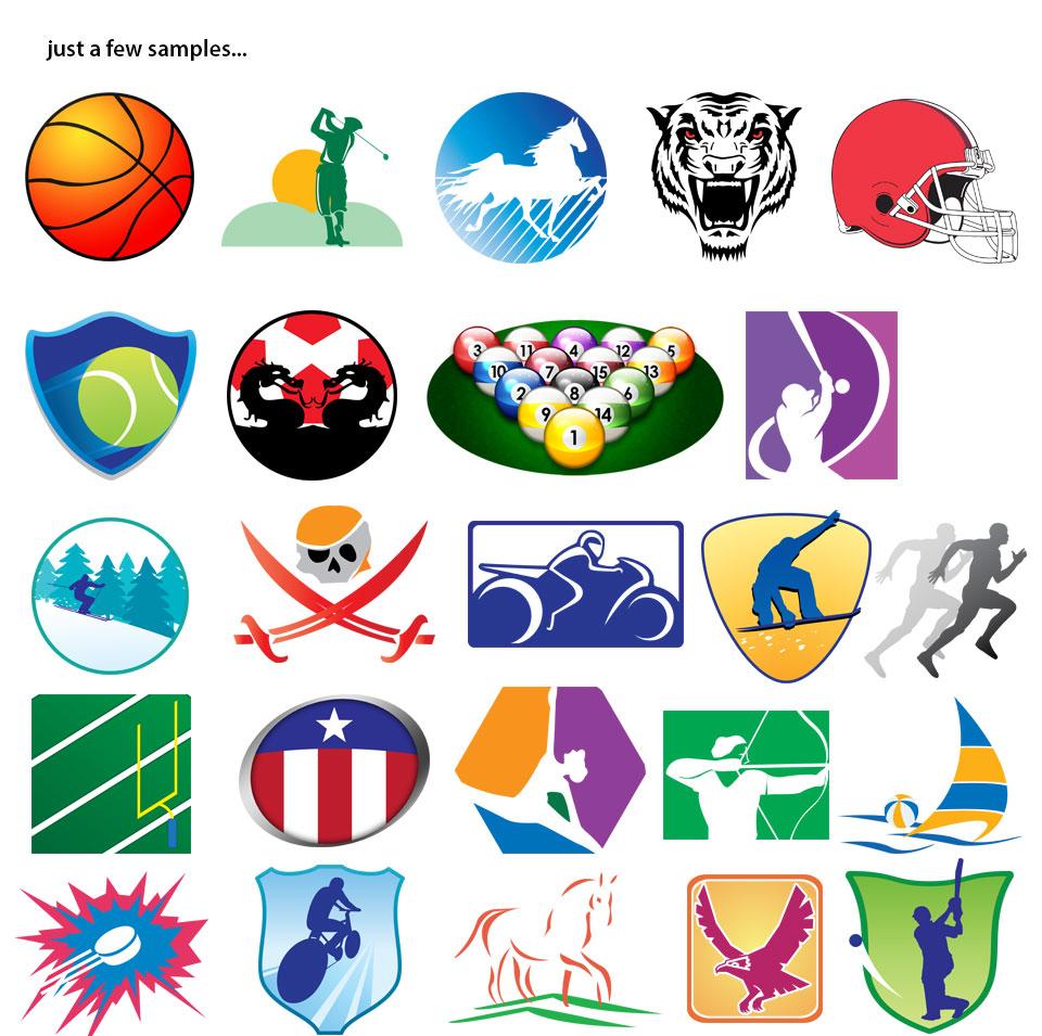 medium resolution of sports art sample sheet