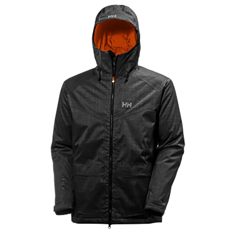Insulated Ski Jacket Helly Hansen Nelson